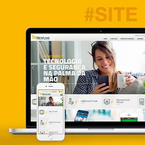Site NewLine